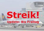 CheckEinfach | Lufthansa Streik - Update
