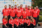 Das erfolgreiche österreichische Nationalteam