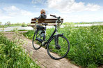 e-Bikes für den Umweltschutz