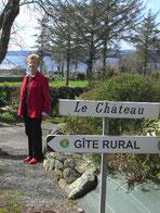 gîte 3 épis gîtes de France Pointe du Château - pointe finistère