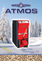 Atmos Pelletkessel PX 15