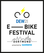 Das DEW21 E-Bike Festival in Dortmund