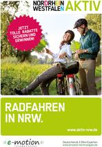 Kooperation e-motion und NRW Tourismus
