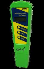 Elektronisches PH Wert Messgerät für Hanferde, Substrate und Wasser
