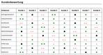 Excel Vorlage Kundenbewertung