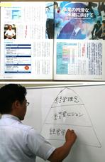 事業承継セミナー講師谷川会計総合事務所