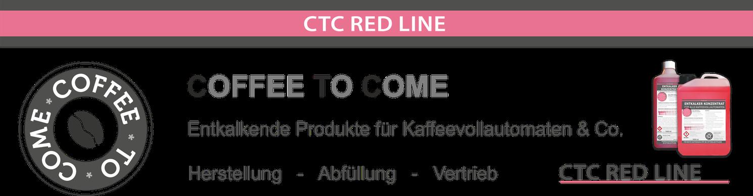granulat coffee to come onlineshop f r ctc red line entkalker. Black Bedroom Furniture Sets. Home Design Ideas