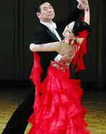 野村壽彦・順子組 Tango