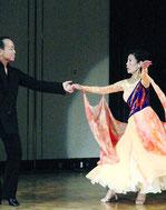 今井カヨ子 様 ルンバ/スローフォックス