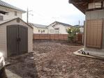 フェンス、木製フェンス、イタウバ、ウッドデッキ、施工例