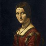《ミラノの貴婦人の肖像》
