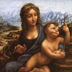 《糸車の聖母(ランズタウンの聖母)》