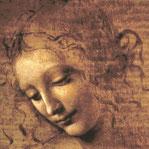 《女性の頭部》