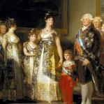 カルロス4世とその家族
