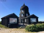 Ein in der Reiseliteratur nur selten beschriebenes Bauwerk in Lönstrup, Nord-Dänemark