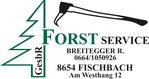 Logo Forstservice Breitegger