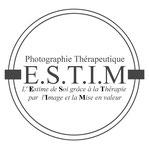 Logo ESTIM  (l'Estime de Soi grâce à la Thérapie par l'Image et la Mise en valeur)