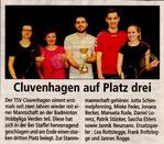 Zeitungsbericht Achimer Kreisblatt vom 09.03.2017