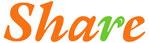Fermentierte Share Pflaume Logo Orange Original