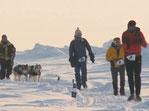 Stéphane Nedelec Aventure - Marathon Pôle Nord