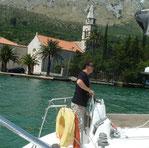 Stéphane Nedelec Aventure - Traversée en Corse
