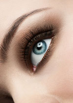 Abend-Make-Up von Kamila Nails & More, Augsburg © malyugin - 123RF Stock Foto