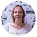 Melanie частный преподаватель носитель французского языка. Москва. Elision Lingua Studio. Французский с носителем