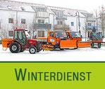 Winterdienst | Galabau Hoppe Bernau
