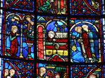 Vitraux des XII et XIIIèmes siècles