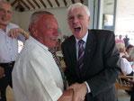 Pfarrer Alfred Pummer wird verabschiedet