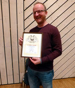 Nach 19 Jahren - Roland Kopp wird Ehrendirigenten