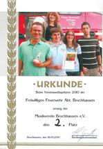 v.l.: Olli, Sabine, Marius, Rilana, Thomas