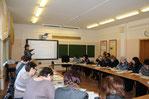 Мастер-класс на стажерской площадке МЦКО. Мпрт 2013