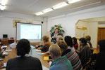 Выступление перед  слушателями АПКиППРО. Ноябрь 2012