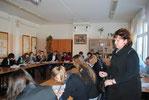 Открытый урок для учителей города. Февраль 201212
