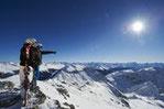 Skiunterricht, Schneesport, Ski