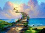 """Le Monde est un pont très étroit, mais n'aie pas peur de le traverser... Rabbi Nachman de Braslav in """"Forêt de taliths"""""""