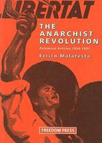 Errico Malatesta, The Anarchist Revolution. (Book cover)