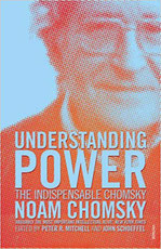 Cover of Noam Chomsky book (from Penny Post anarchist library)