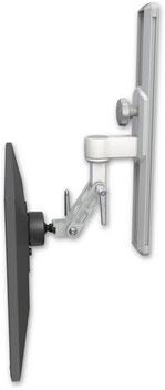 ウォールマウント 壁面固定 ディスプレイ用 ウォールトラック+モニターアーム VESA:ASUL500I-T19