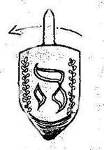 Chanukka-Kreisel