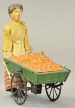 """""""La Petit Marchande G'Oranges"""" $ 3.900"""