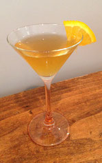 Vin d'Orange: white wine, oranges, and Marie Duffau Armagnac cocktail for summer