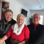 Volker Scheffer, Barbara Menke, Hermann Wolfram