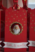 Nikolaus verpackt