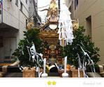 JPさん:牛嶋神社大祭