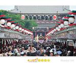八重垣写真館さん:三社祭