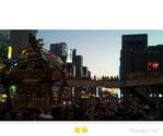 いわくら雷人さん:亀戸天神社例大祭