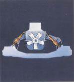 Hydraulische Motorschwingungsdämpfer