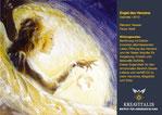 #Kunst-Postkarten, Engelpostkarten, spirituell